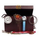 Le Organize Treasure Box Organizer (Brown) - thumbnail 1