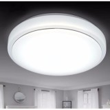 Ikakon 8 Led Modern Dimmable Chandeliers with Remote 146 W Contemporary Acrylic Ceiling Lights Flush Mount Fixtures