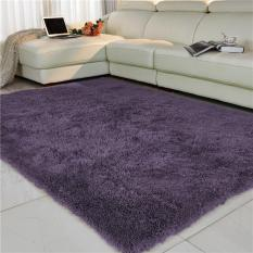 Living Room Carpet Fluffy Antiskid Super Soft Faux Furry 120 X 170 Cm P703b