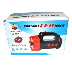Lucky Light LL-7736 Portable Handy LED Torch