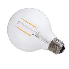 Mabor E27 G80 2W LED Filament COB Bulb Candle Light Lamp Bright AC85-265V -