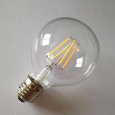 Mabor E27 G80 4W LED Filament COB Bulb Candle Light Lamp Bright AC85-265V 400lm