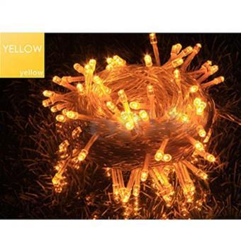 Mabuhay Star 100 LED String Christmas Lights (Yellow)