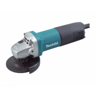 Makita 9553B Angle Grinder (Blue) - picture 2