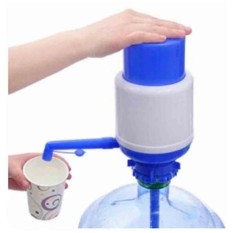 Manual Drinking Water Hand Press Dispenser Pump Fits Most Standard Water Bottle By Xzycollection.