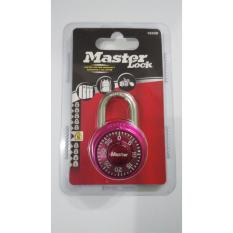 MASTER Mini Fix Combination Padlock 1533 EURD PINK Philippines