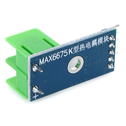 MD0258 Type K Thermocouple Temperature Sensor Module (Blue)
