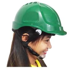 Meisons best quality KOREAN hard hat safety helmet GREEN Philippines
