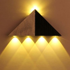 Modern 5W LED Wall Light Lamp Aluminum Corridor Bedroom Wall Sconce Lamp  Fixture   Intl