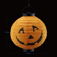 Outdoor lighting for sale outdoor lights prices brands review multi designs led paper night light lamp halloween party decor hot sale intl aloadofball Image collections
