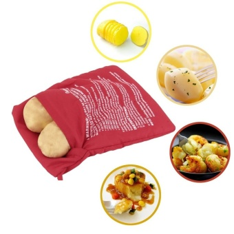 New Tv Hot Sale Microwave Oven Baked Potatoes Boiled Potatoes 1 2 3 Simple Christmas Dinner - intl