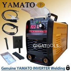 New Yamato 300A Digital Inverter IGBT Arc Welding Machine New Edition