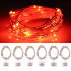 YJJZB LED String Lights, Jeasun Candle Indoor/Ourdoor Micro LED Lights, 2m/