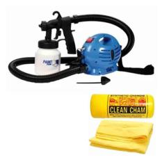 Paint Zoom Spray Gun Ultimate Portable Painting Machine Home Tool Airless Sprayer With Clean Cham Philippines