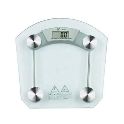 Personal Weighing Scale (Clear)