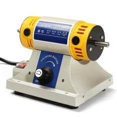 Polishing Machine For Jewelry Dental Bench Lathe Motor Grinder W/ Accessories - Intl By Freebang