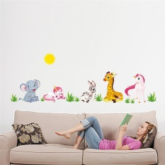 Popular Movie Lovely My Pony Horse Wall Stickers For Kids Room Decor X012.  Diy Home