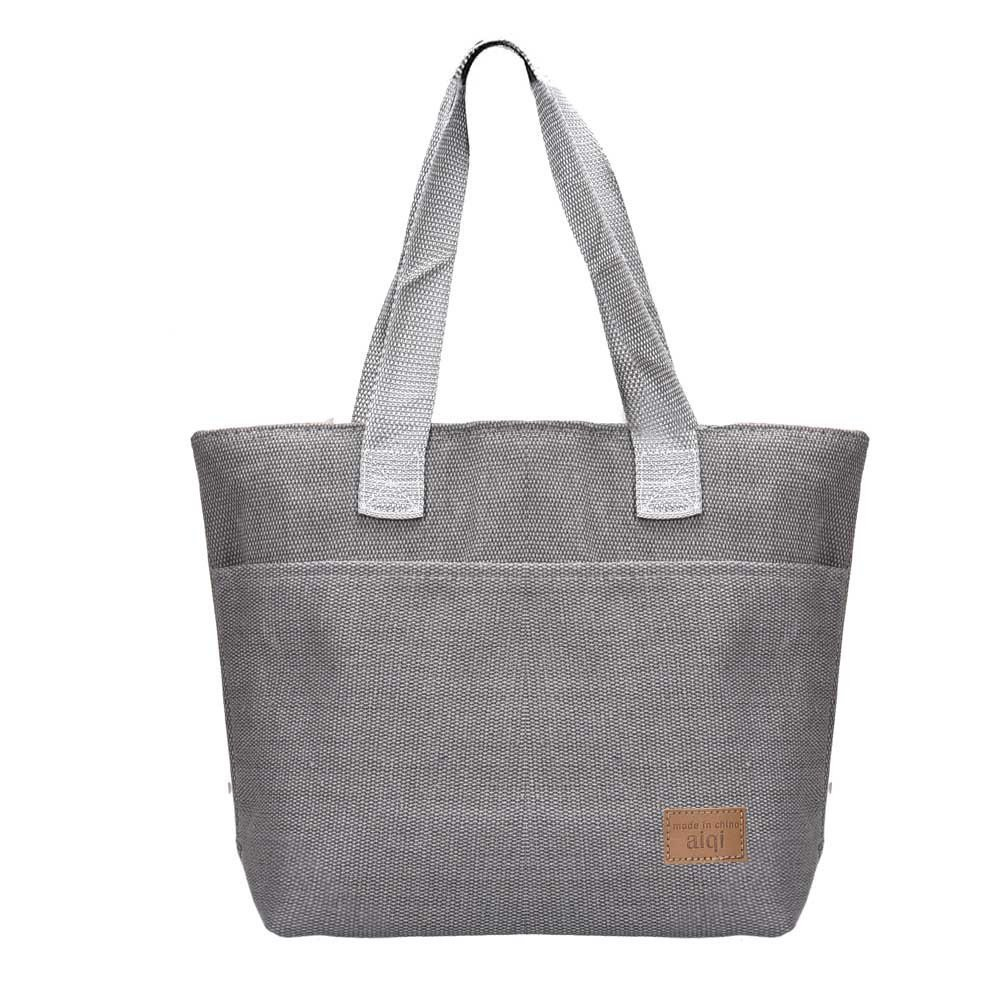 Portable Food Bags Lunch Bags Convenient Lunch Packet Grey product preview, discount at cheapest price