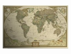 Wall stickers for sale wall decals prices brands review in posters retro matte kraft paper world map posters antique poster large wall sticker home decoraction 73x47cm gumiabroncs Gallery