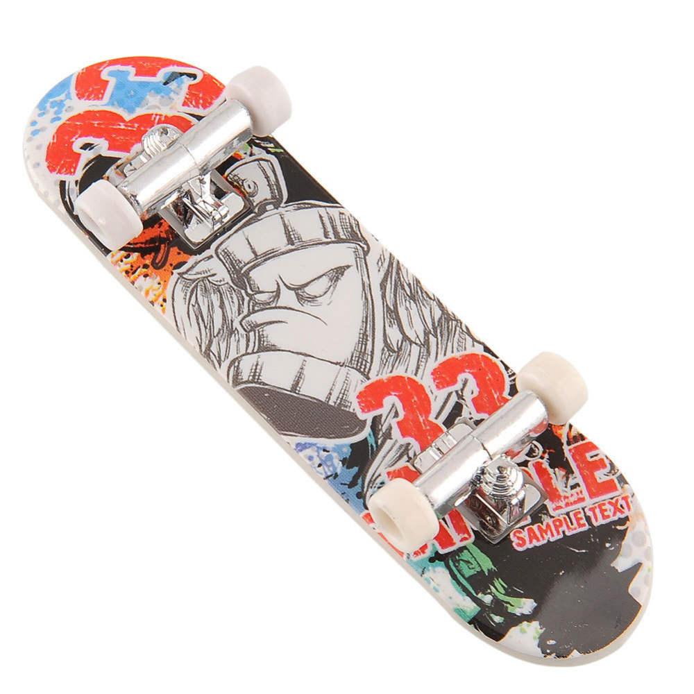 Papan Jari Mini Profesional - Skate Intl Toys