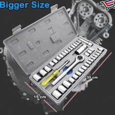 QF 40-Pieces Big Version of Combination Socket Wrench Set Philippines