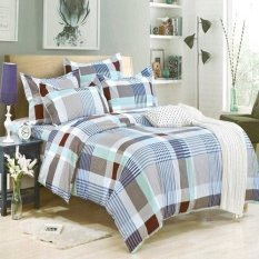 Queenu0027s Special Classic Linen Collection Fitted Bedsheet Set (BBL 0127)