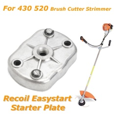Recoil Easystart Starter Plate Double Pawl Assembly For Brush Cutter Trimmers - Intl By Freebang.
