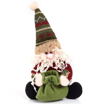 S & F Christmas candy bags - the elderly - Intl