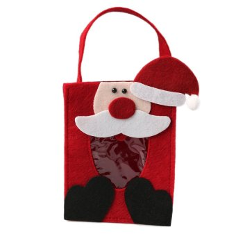 S & F Christmas Gift Bags Candy Bags Hand (Intl)