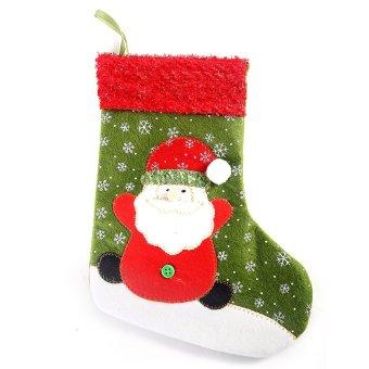 S & F Christmas stockings - the elderly- Intl