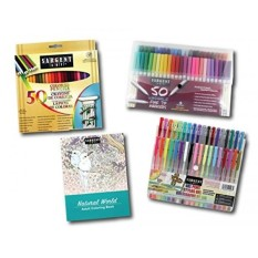 FromUSASargent Art 22 0049 Activity Kit For The Perfect Little