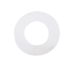 Silicone Flush Valve Seal Washer Toilet Accessory