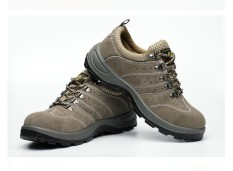 88354ecfc62 SIZE:42)anti-smashing anti-stab non-slip work shoes Outdoor Hiking ...