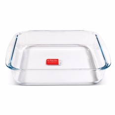 Slique Square Glass Baking Dish 2l By Sunbeams Impex Inc..