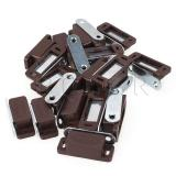 Small Ark Magnetic Clip Set of 20 (Brown)