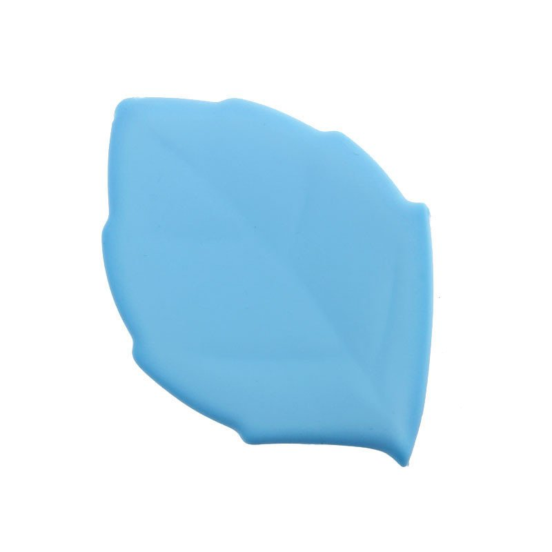 Soft Silicone Leaf Shape Water Drink Pocket Cup (Blue) product preview, discount at cheapest price