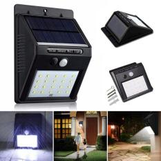 Outdoor lighting for sale outdoor lights prices brands review solar sensor wall light 20 led outdoor waterproof rechargeable solar power pir motion garden lamp aloadofball Choice Image