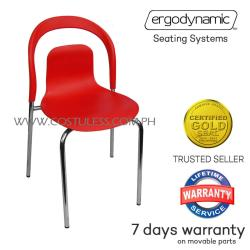 Sumo SC-24RED Designer Plastic Chair (Red)