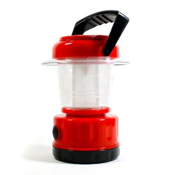Sunergize Solar Camping Light (Red)