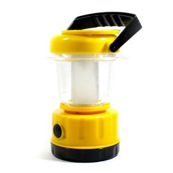 Sunergize Solar Camping Light (Yellow)