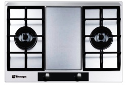 Tecnogas TBH7520CSS Two Burner Built-In Cooktops