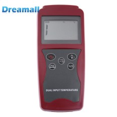 TM-902C Digital K Type LCD Thermometer Thermodetector Meter + Thermocouple Probe. Source ·