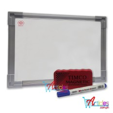 "Timco 9"" X 12"" Magnetic Whiteboard With Magnetic Whiteboard Eraser And Whiteboard Marker Set By Trinity Marketing - Home."