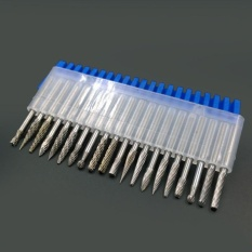 Tungsten Steel Solid Carbide Burrs For Dremel Rotary Burrs