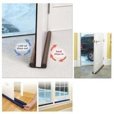 Twin Draft Guard Wind Dust Blocker Sealer Stopper Insulator for Door Windows - intl  sc 1 st  Lazada Philippines & Doorstop for sale - Rubber Stopper prices brands u0026 review in ...