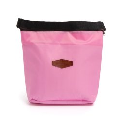 UJS Thermal Insulated Waterproof Lunch Tote Storage Picnic Carry Bag Pink (Intl)