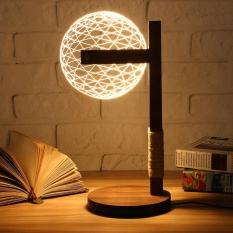 Table lamp for sale table lamps prices brands review in eu plug christmas 3d owl led desk table lamp adjustable night light home decor xmas gift aloadofball Image collections