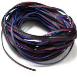 Velishy Flexible Strip Light Extension Cable 20m 4-Pin - thumbnail 3