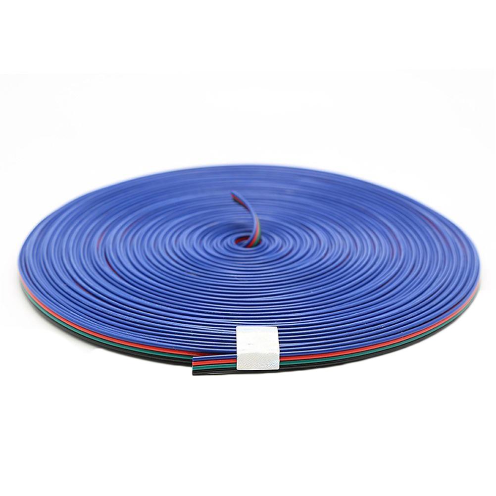 Velishy Flexible Strip Light Extension Cable 20m 4-Pin - thumbnail
