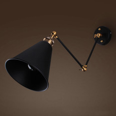 Outdoor lighting for sale outdoor lights prices brands review vintage retro industrial swing arm sconce wall light loft lamp lighting fixture intl aloadofball Image collections